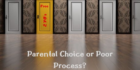 Is your parental engagement process stifling 2YO free entitlement take up? - London tickets