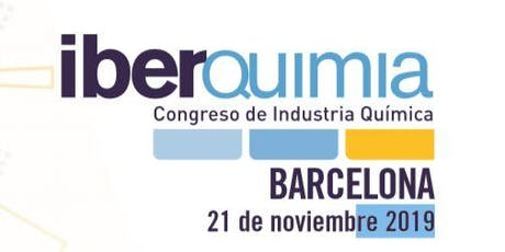 IBERQUIMIA: Congreso de Industria Química Barcelona tickets