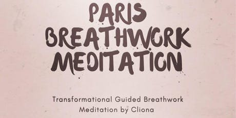 Paris Breathwork Meditation tickets