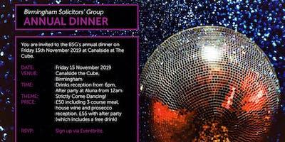 BSG's Annual Dinner 2019