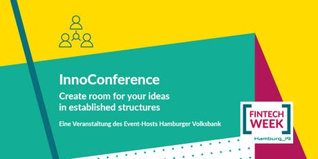 InnoConference - create room for your ideas in established structures Tickets