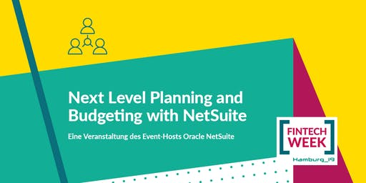 Next Level Planning and Budgeting with NetSuite