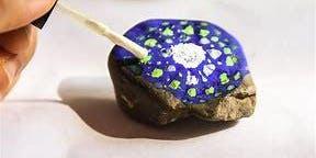 Free Mandala Stone Art Accrington