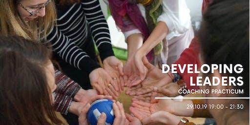 Developing Leaders - Coaching Practicum