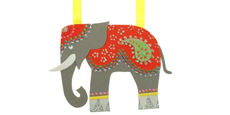 Diwali craft at Higham Hill library tickets