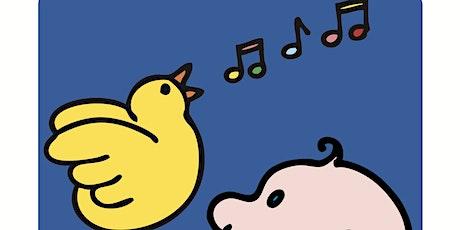 Nati per la Musica in Biblioteca a Busto Arsizio 3-6 anni biglietti