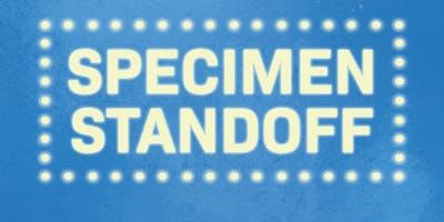Specimen Standoff