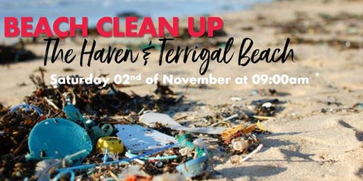 Central Coast Beach Clean Up
