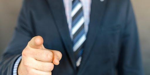Bestuurder van een vennootschap of vzw? Een event op jouw maat.