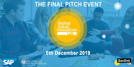 DSILab: Final Pitch Event