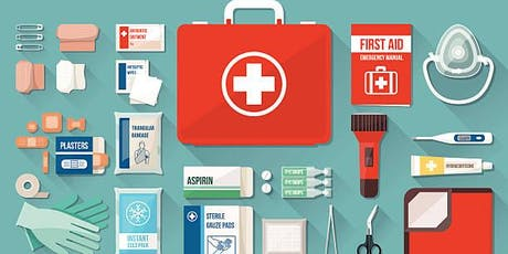 HFW RA - First Aid Course tickets
