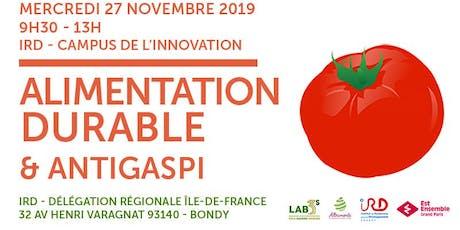A la rencontre des acteurs de l'alimentation durable de l'Est Parisien ! billets