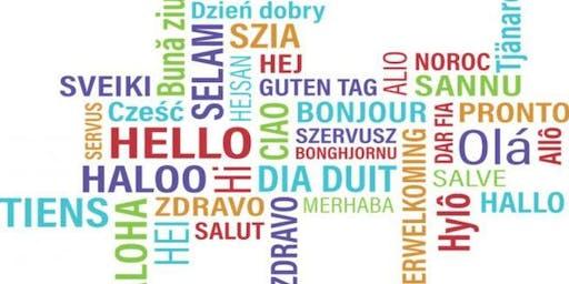 October 15th Language Exchange