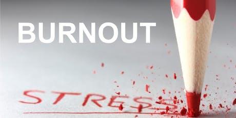 Síndrome de Exaustão (Burnout) - O que é? Como prevenir? tickets