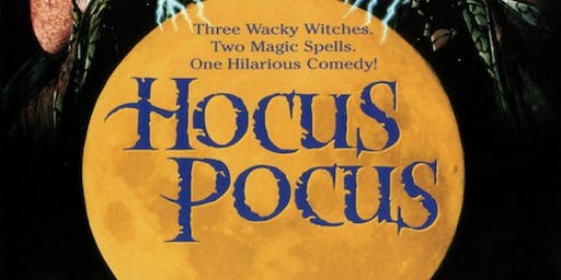 Hocus Pocus - Outdoor Movie Screening