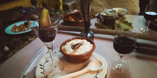 Vegan Shared Dinner Heerlijk Herfstig