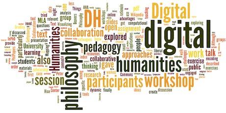 Humanities careers evening tickets