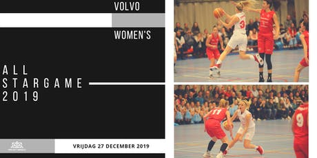 VOLVO Women's All Star Game 2019 billets