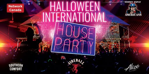 HALLOWEEN INTERNATIONAL - HOUSE PARTY