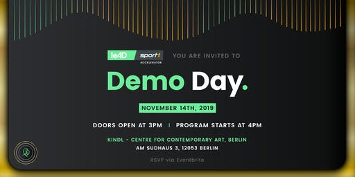 leAD SPORT1 Accelerator Demo Day 2019