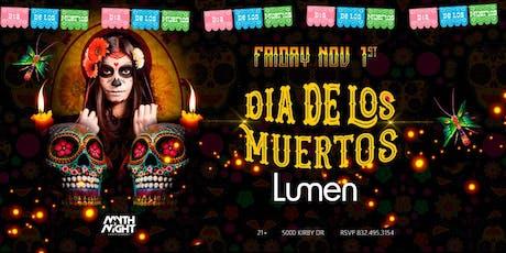 Dia De Los Muertos @Lumen tickets