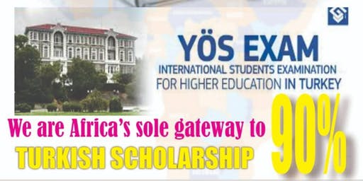 90% SCHOLARSHIP ON TUITION FOR TURKISH GOVERNMENT UNIVERSITIES