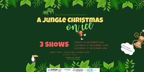 A Jungle Christmas on Ice tickets