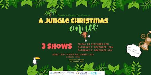 A Jungle Christmas on Ice