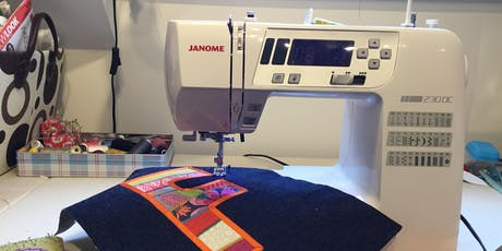 Getting to know the Sewing Machine  tickets