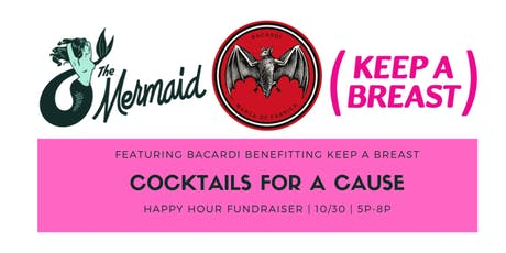 Cocktails For A Cause Happy Hour Fundraiser tickets