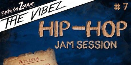The Vibez Of Hip-Hop Jamsession Groningen #7 tickets