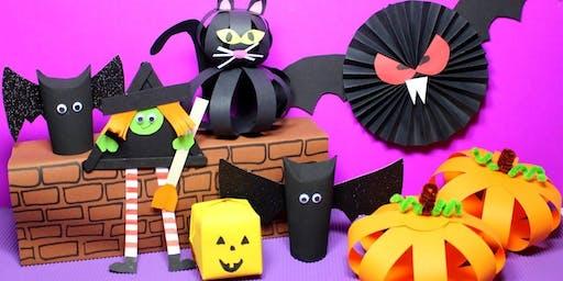 Halloween Arts & Crafts