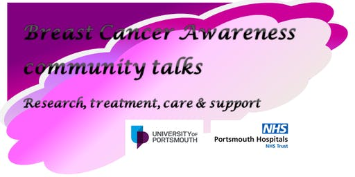 Breast Cancer Awareness - find out more about care & research in this area