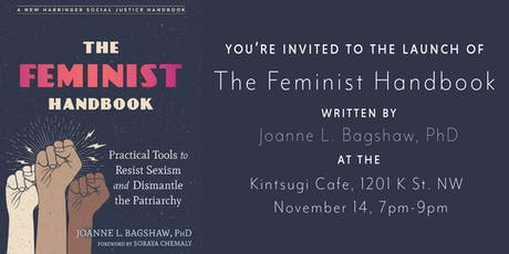 The Book Launch | The Feminist Handbook by Joanne Bagshaw, PhD. tickets