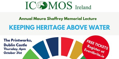 ICOMOS Ireland Annual Maura Shaffrey Memorial Lecture tickets