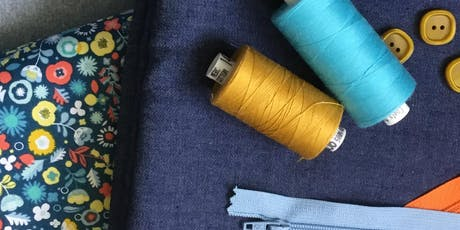 All Afternoon Sewing Session - Jan 2020 tickets