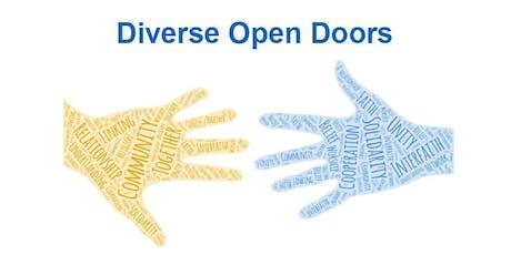 Guru Nanak Darbar Gurdwara, Diverse Open Doors tickets