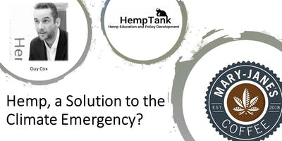 Hemp, a Solution to the Climate Emergency?