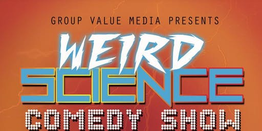 Wired Science Comedy & Video Dance Party