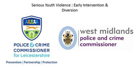Serious Youth Violence: Early Intervention & Diversion tickets