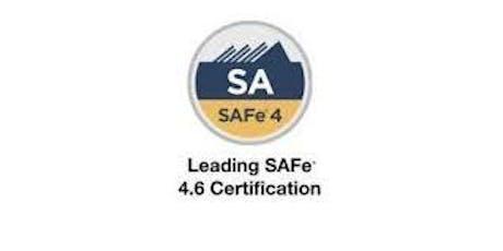 Leading SAFe 4.6 Certification 2 Days Training  in Utrecht tickets