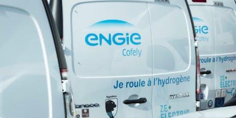 Nouvelles mobilités : en route avec l'Hydrogène ! billets