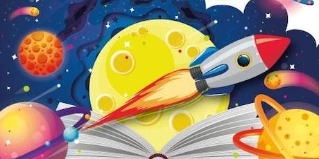 Story Explorers: Up, Up and Away, Mansfield Central Library tickets