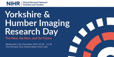 Yorkshire & Humber Imaging Research Day: The Here, Now, and the Future tickets