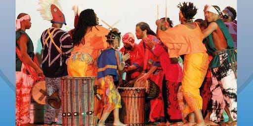 Ubuntu: The Spirit of Togetherness - African Drumming and Dance Workshops