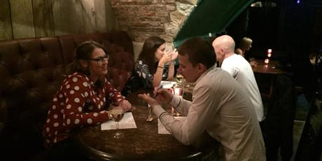 Speed dating in Manchester for people  30 To 48 tickets