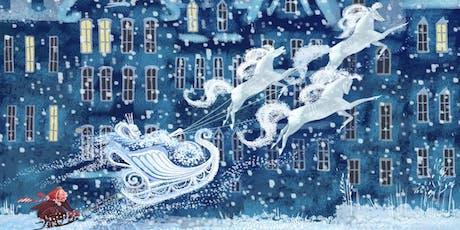 """Новогодняя Ёлка """"Снежная Королева"""" (2-5 лет -11.00;  6-12 лет -15.00), Watford tickets"""