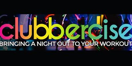 Clubbercise tickets