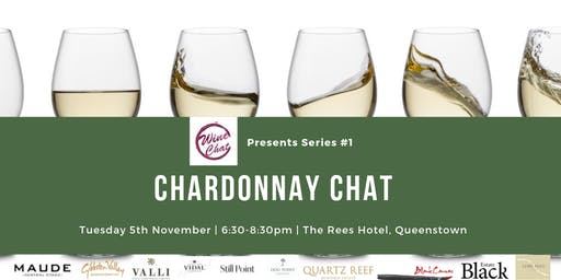 Wine Chat Series #1 Chardonnay Chat