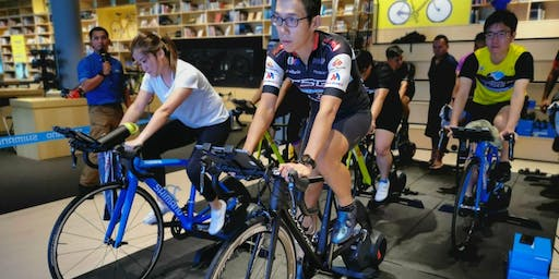 Introduction to Bicycle Components and Spinning Class